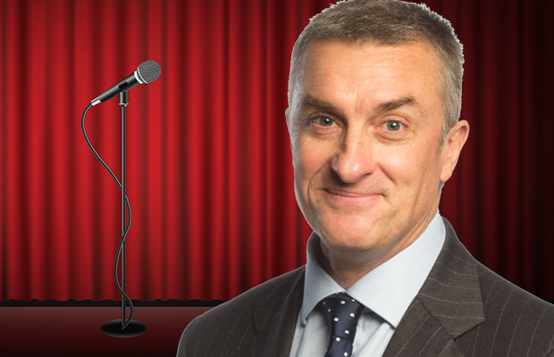 Article image for Tom Elliott says latest controversy shows comedy is dead