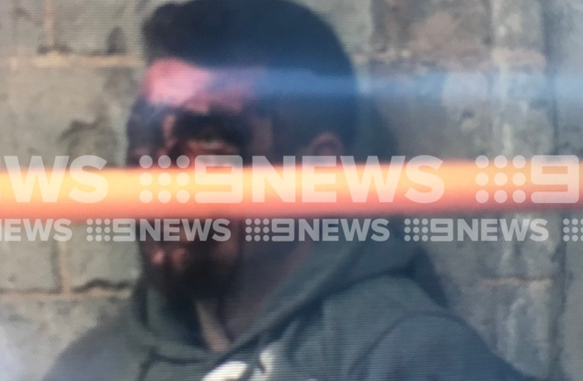 Article image for One of Australia's most wanted arrested in CBD
