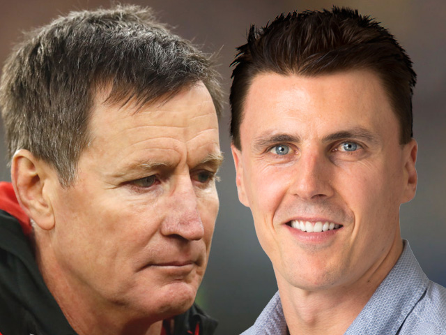 Article image for Lloyd's advice for John Worsfold following Essendon's finals exit