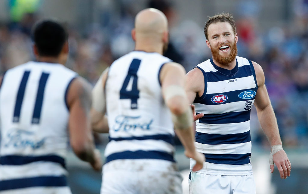 Article image for Geelong set to spring selection shock for preliminary final