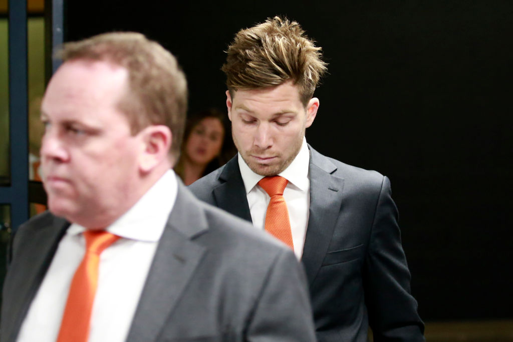 Article image for Toby Greene fails to get suspension overturned