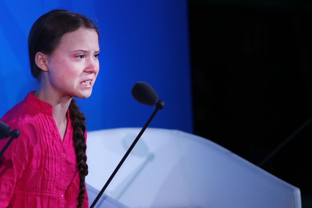 Article image for Why Australia's most high-profile child psychologist fears for Greta Thunberg