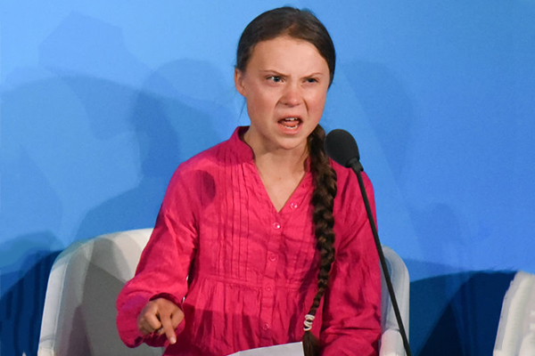 Article image for 'How dare you!': Greta Thunberg's angry speech to world leaders at climate conference