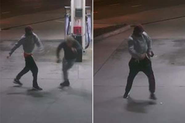 Article image for Carjacking victim struck in the head with handgun at Frankston service station