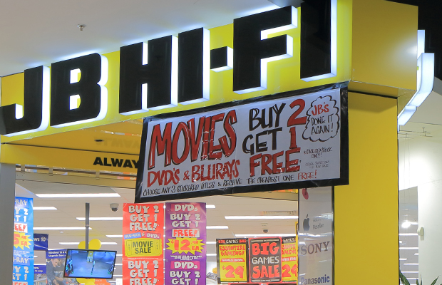 Article image for JB Hi-Fi heists: Cops want new laws to stop young thugs