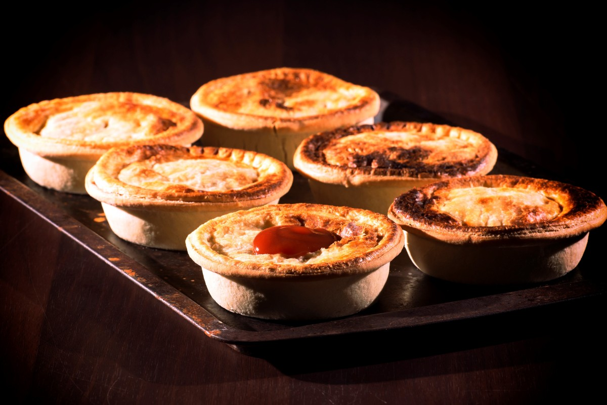 Article image for Wendy Hargreaves: Perfect pies for the AFL Grand Final weekend