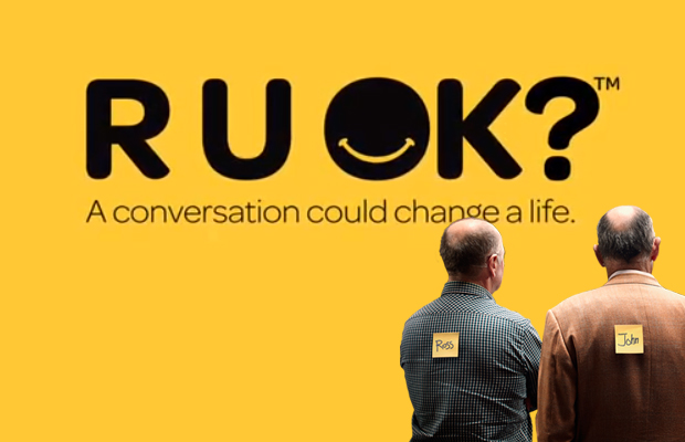 Article image for It's R U OK? Day: Here's who to ask + how to ask it