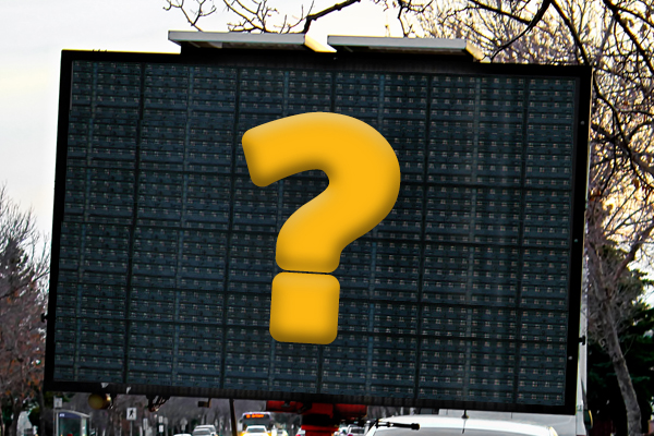 Article image for Welcome to Tigerland: Listeners nominate footy messages to display on Richmond road signs