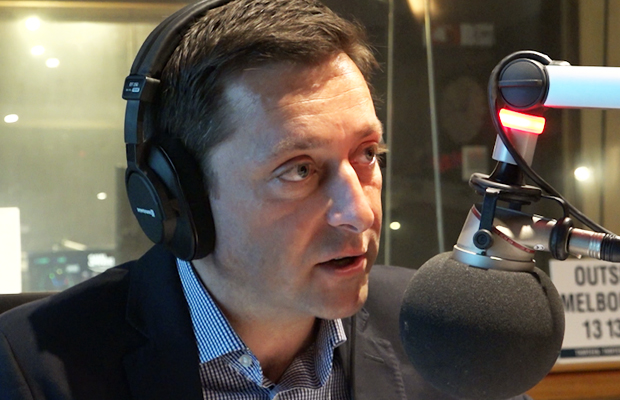 Article image for Matthew Guy says Labor's handling of COVID-19 a 'game-changer' come election time