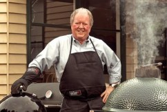 Bob Hart's Recipes – Grilled figs with all the trimmings