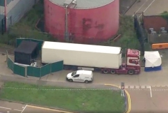 UK truck horror: 39 people found dead inside refrigerated container