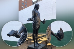Meaning behind mysterious new Chinatown statue revealed