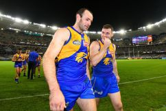 Tom Morris isn't expecting any surprises when West Coast names Shannon Hurn's replacement as captain