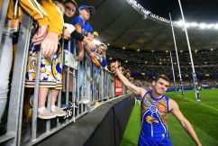 New West Coast skipper Luke Shuey joins Sportsday!