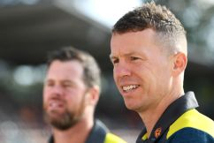 Peter Siddle on his Test squad recall, basketball and THOSE tweets from a former footballer!