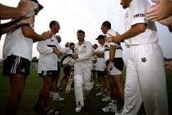 Mark Taylor responds to 'one of the great myths' about his highest Test score