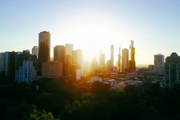 Article image for Icy snap: Melbourne's coldest April day in over 20 years forecast this week