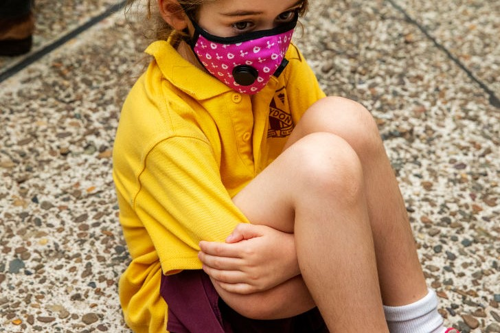 Article image for Signs your child may be anxious about the bushfires — Psychology with Sabina