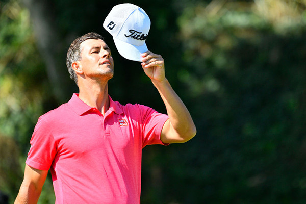 Article image for Massive pay day for Adam Scott after big PGA Tour win