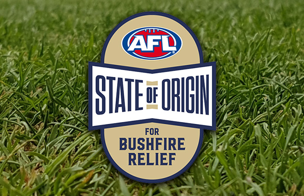 Article image for REVEALED | AFL unveils squads for bushfire relief game