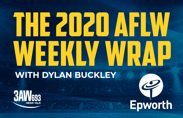 Article image for The AFLW Weekly Wrap podcast with Dylan Buckley, March 11
