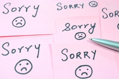 How to apologise properly — Psychology with Sabina Read