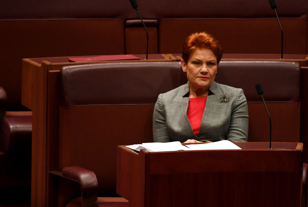 Article image for Pauline Hanson to introduce bill to tackle 'indoctrination' in the classroom