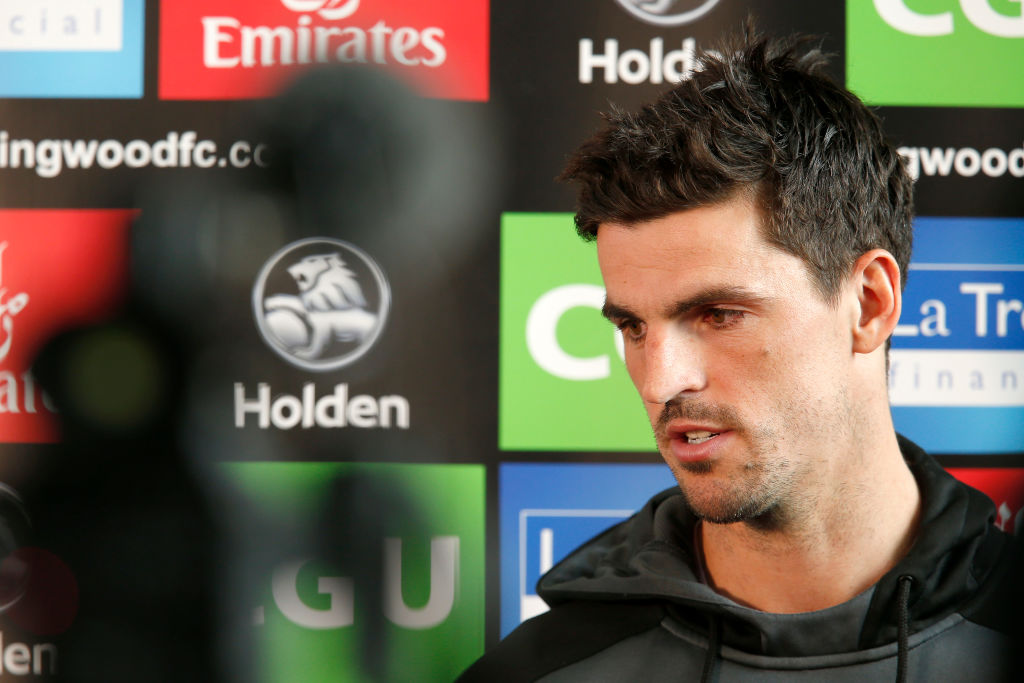 Article image for When Scott Pendlebury would be open to more media access