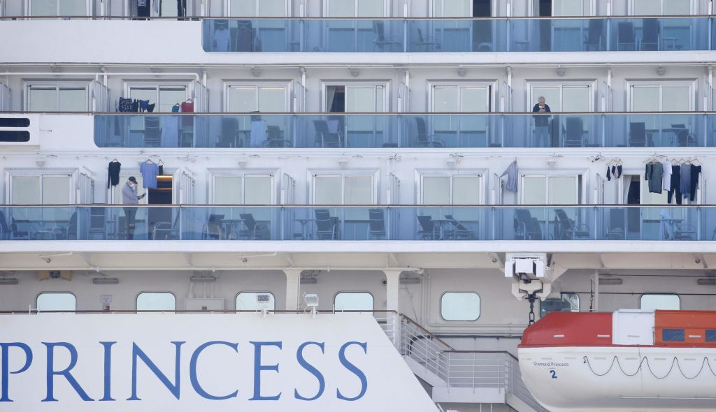Article image for Australians to be evacuated from Diamond Princess cruise ship tomorrow