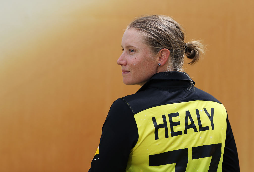 Article image for Neil Mitchell speaks with Australian cricket star Alyssa Healy