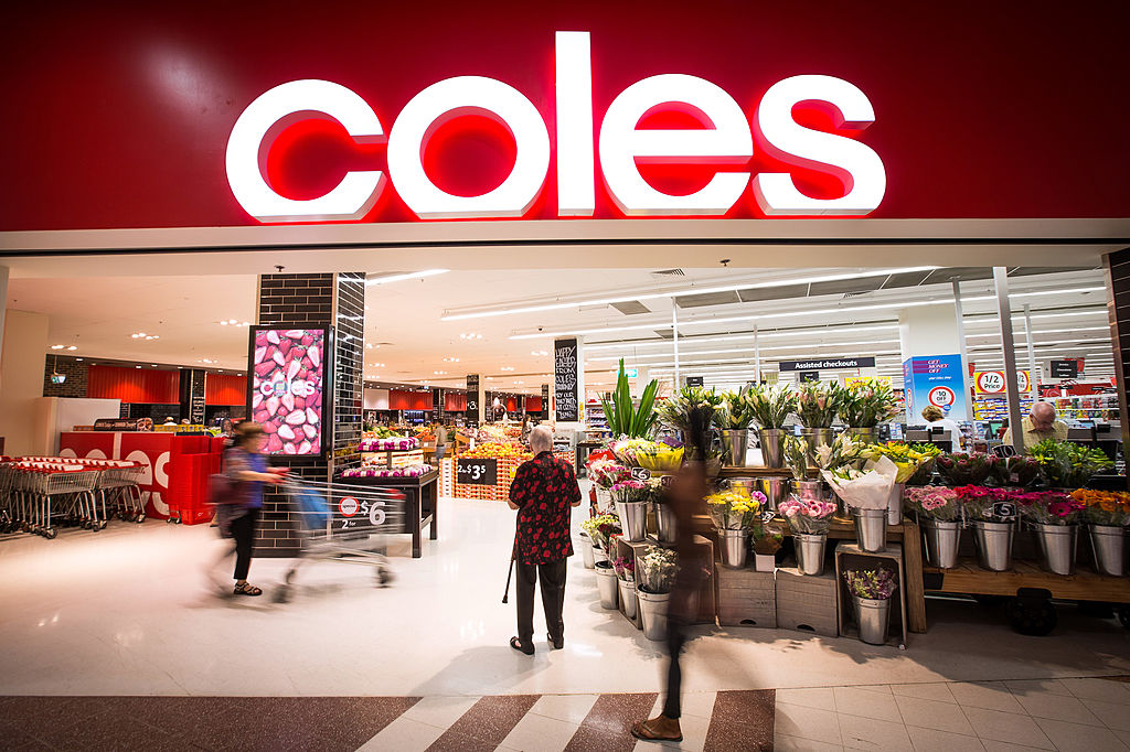 Article image for Shelves stripped as stock shortages hit Coles supermarkets