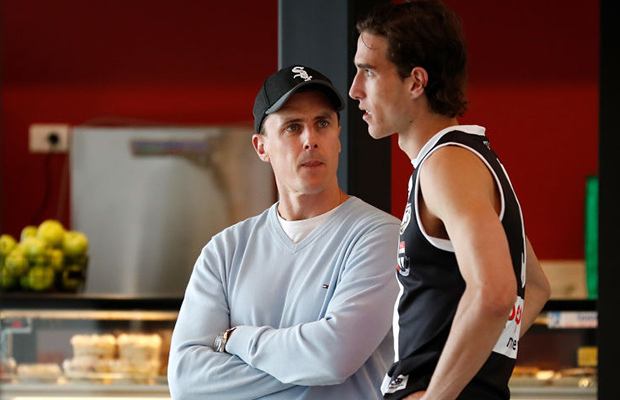 Article image for Why Matthew Lloyd has a massive opinion of Max King