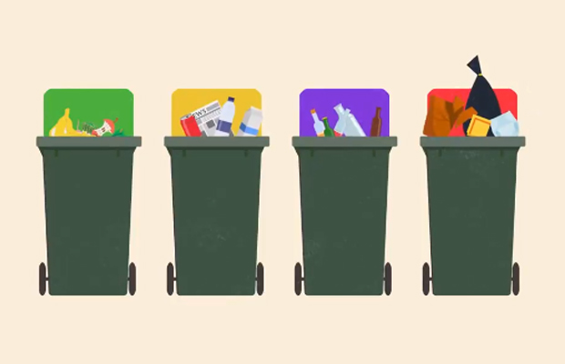 Article image for Daniel Andrews says Victorians 'have to accept' possible rate rises to manage new waste system