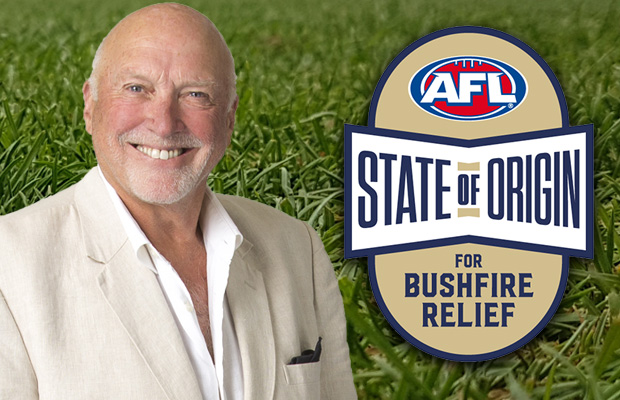 Article image for Rex Hunt to lead 3AW Football's call of the bushfire relief match!