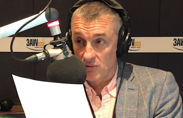 Article image for 'Ridiculous': Tom Elliott defends Labor MPs over boozy Bali party