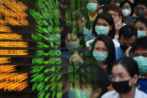 Article image for US stock market plunges amid coronavirus fears, Australian market expected to follow