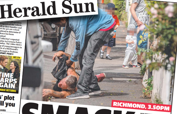 Article image for 'Worst I've seen': Newspaper photographer tells story behind shocking Richmond pics