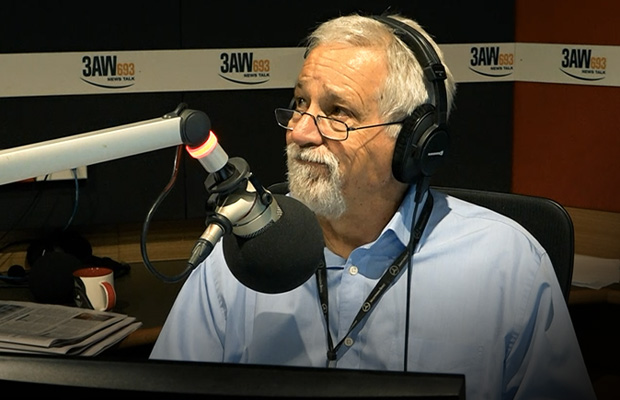 Article image for Neil Mitchell responds to 'strange questions' stemming from Lamb case and Merlino 'hypocrisy'