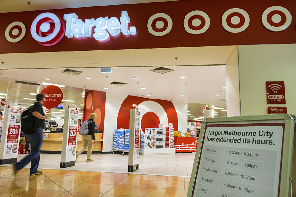 Article image for Target admits underpaying staff by $9 million