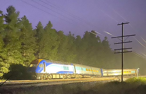 Article image for Killed train driver's letter of warning days before fatal crash