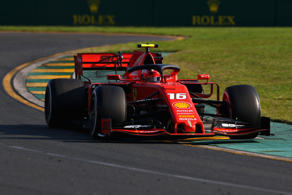 Article image for 'All systems go' for next week's Formula 1 Grand Prix