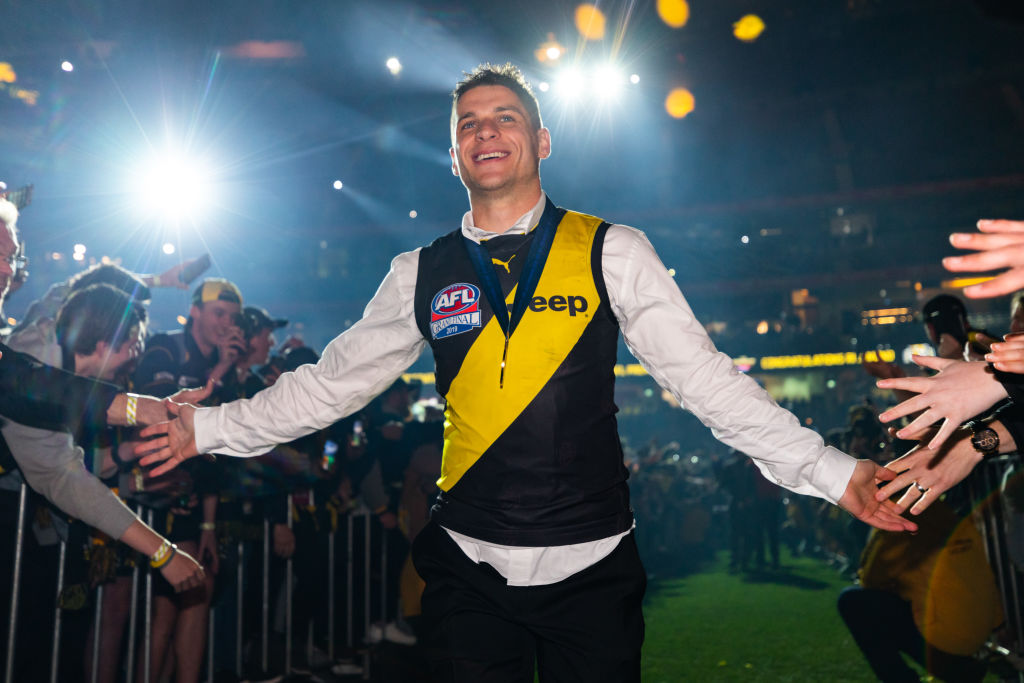 Article image for Dion Prestia discusses THAT snub from state selection!