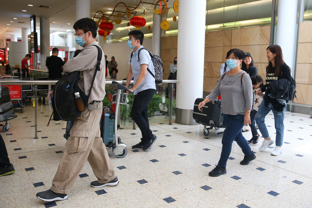Article image for Coronavirus: Travel ban extended to South Korea as Australian baby tests positive