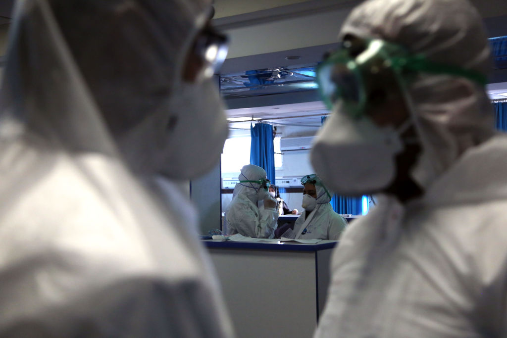 Article image for 'Many people will die': Australian doctor's concerning coronavirus warning