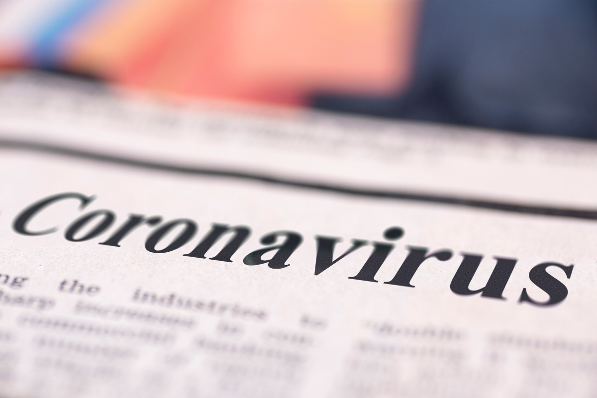 Article image for Man diagnosed with coronavirus shares his experience on 3AW Drive