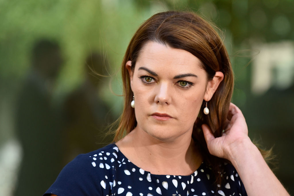 Article image for Sarah Hanson-Young provides character reference for male friend charged with assaulting his wife