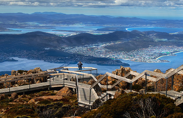 Article image for Why Tasmania is cutting itself off from the rest of Australia