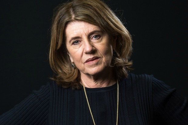Article image for Caroline Wilson admits night grand final 'just makes sense' this year