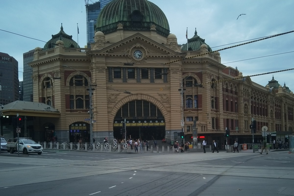 Article image for Deserted Melbourne: CBD streets eerily quiet as COVID-19 fears escalate