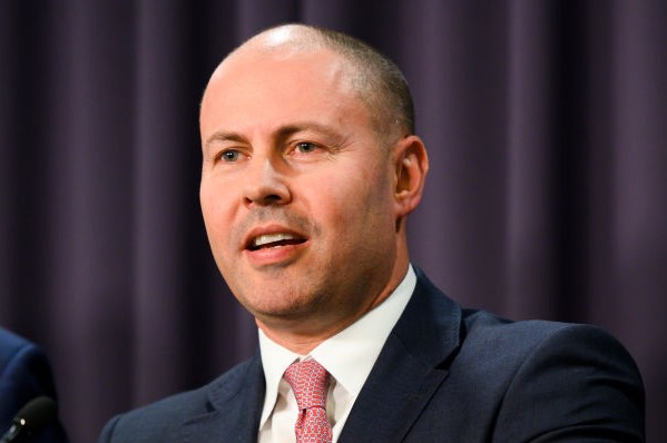 Article image for 'Now is a time for team Australia': Josh Frydenberg's message to Australians amid coronavirus panic